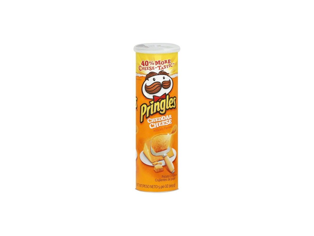 Pringles Cheddar Cheese 169g