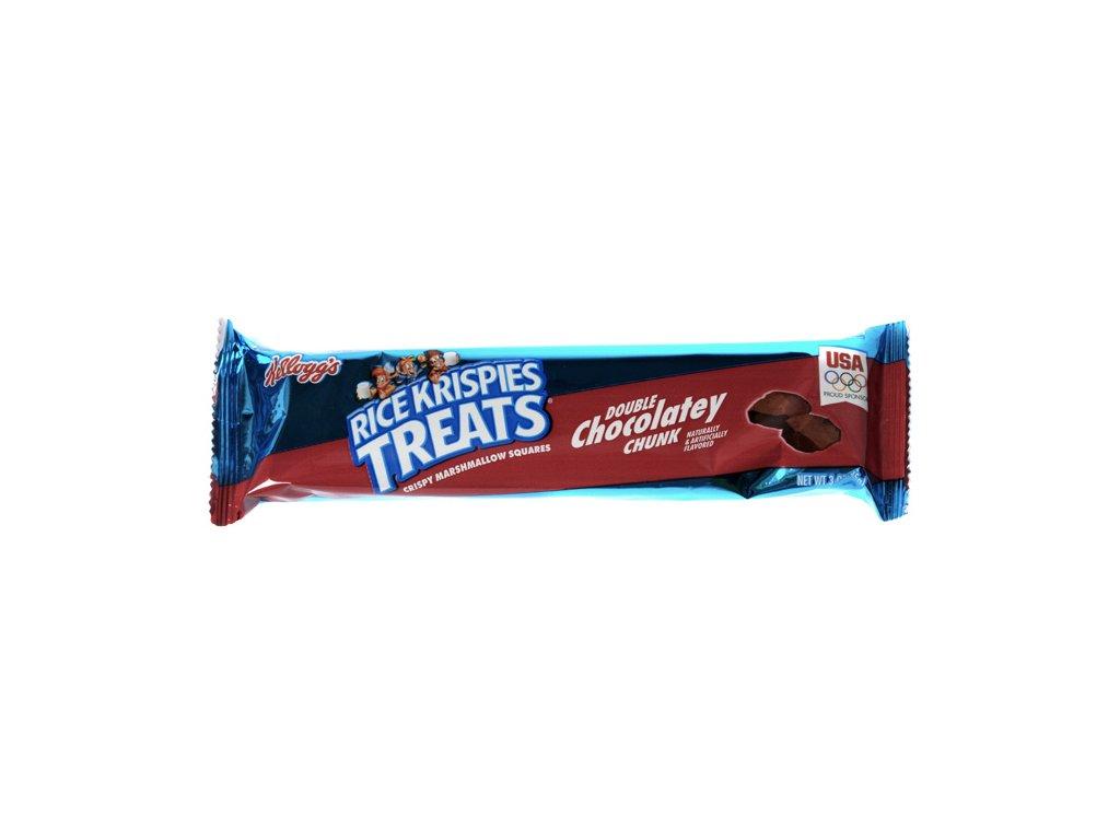 rice krispies treats double chocolatey chunk b1121112
