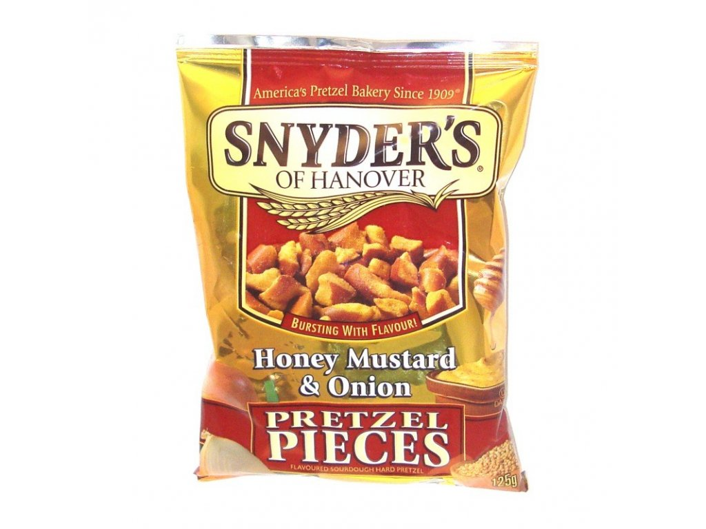 snyder s of hanover honey mustard onion pretzel pieces 125g 6880 p.1504185047
