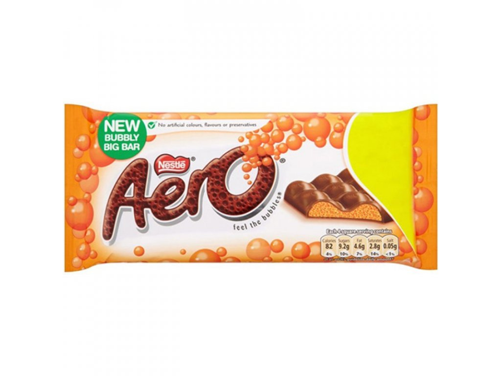 aero giant bar orange 110g 15ct 1.45 1 1 1