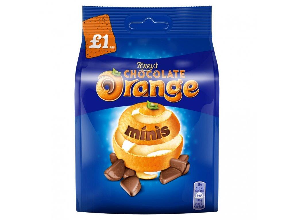 Terrys Chocolate Orange Bites 95g