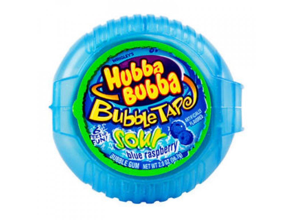 hubba bubba bubble tape sour blue raspberry 800x800