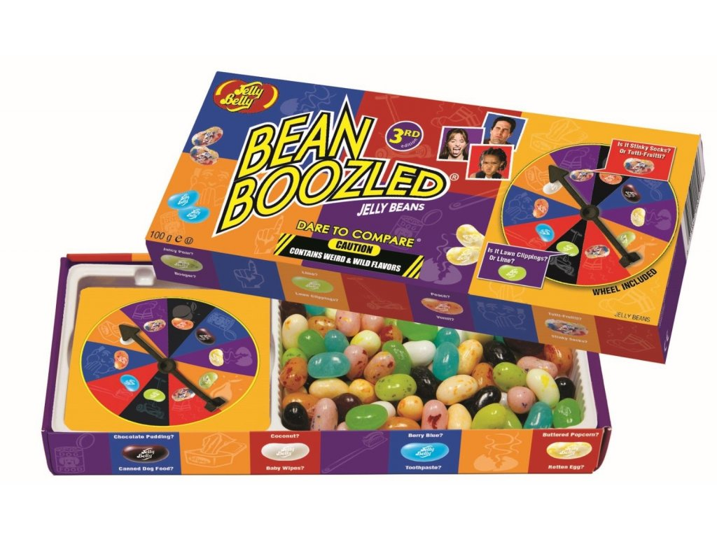 Jelly Belly Bean Boozled Spinner- 100G
