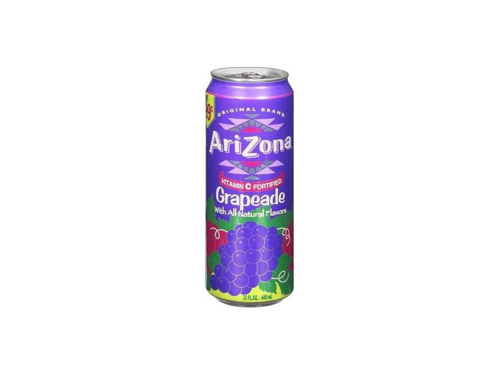 Arizona Grapeade 680ml