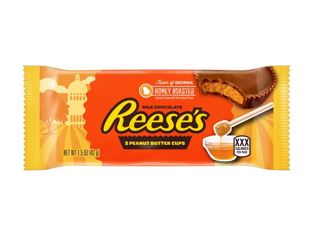 Flavor Georgia Reese Honey Roasted Peanut Butter Cup