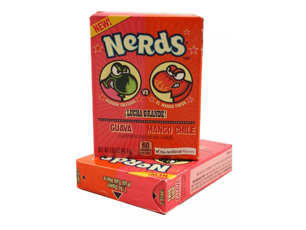 nerds guava mango chile