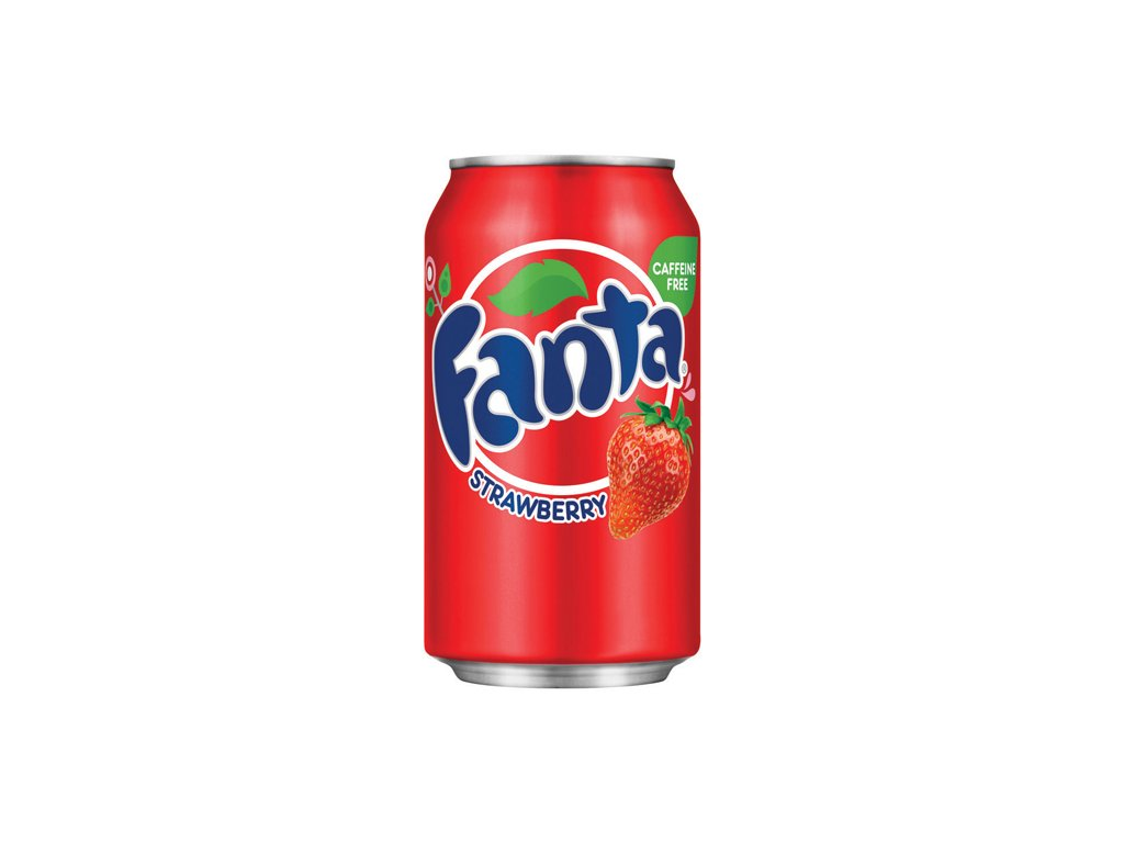 strawberry fanta