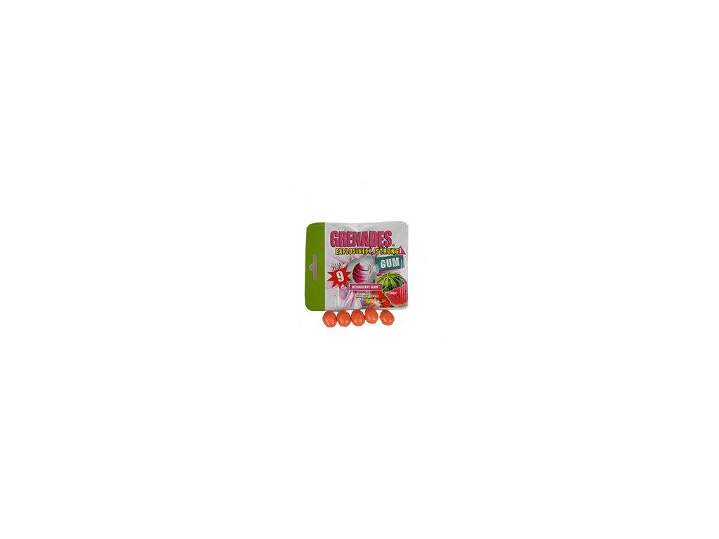 grenades melonberry gum z1