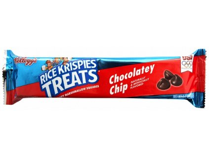 kelloggs rice krispies treats chocolatey chip big bar