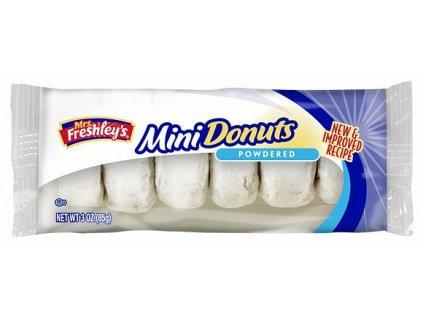 donuts powdered xl