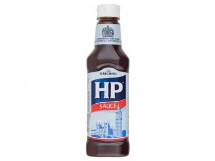 Heinz HP Original Brown BBQ Sauce Squeezable