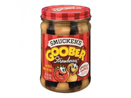 Smuckers Goober Strawberry 510g