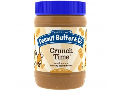 Peanut Butter  Crunch Time 454g