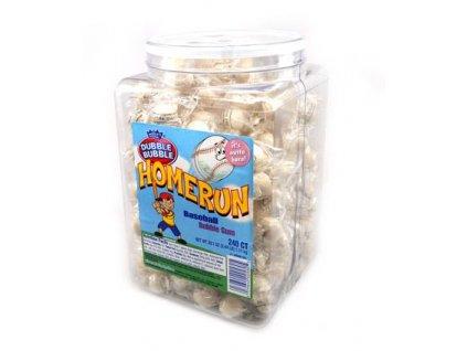 home run bubble gum small