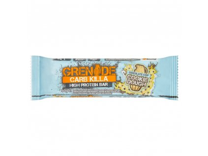 Grenade Carb Killa Chocolate Chip Cookie Dough 60g