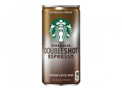starbucks double shot coffee espresso cream 65 oz