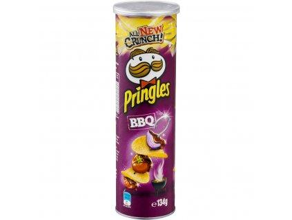 Pringles  BBQ sauce 158g