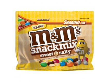 M&M's Sweet & Salty Peanut Snack Mix 114g
