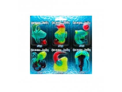 Ocean Jelly Fruchtgummi Meerestiere 11x 6 Stueck a 11g Thekendisplay Bild 2 Zoombild