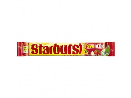 Starburst Fave Reds 45g