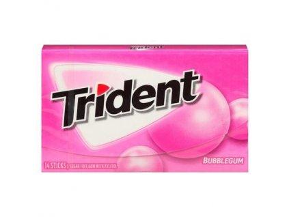 trident bubblegum 27g z1