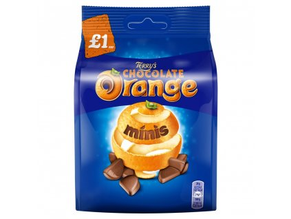 Terrys Chocolate Orange Bites 95g