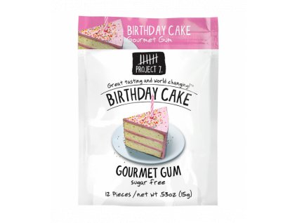 project 7 sugar free gourmet gum birthday cake 15g 800x800 2 525x600