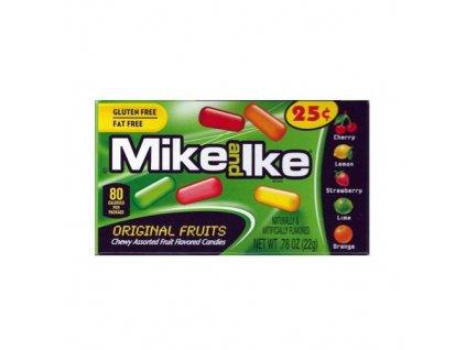 mike and ike zele