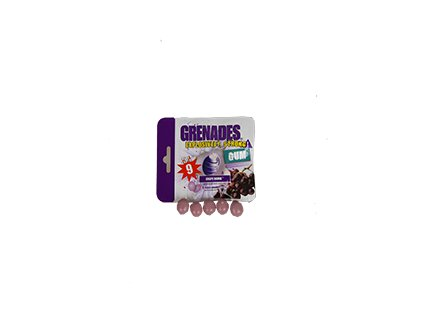grenades gum grape z1