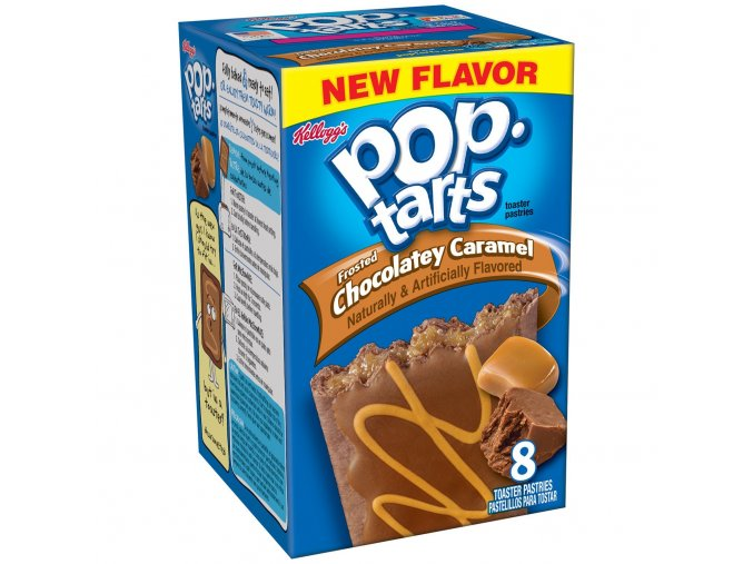 pop tarts karamel