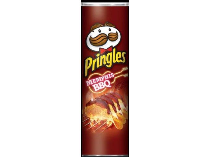 Pringles Memphis BBQ Pringles 158g