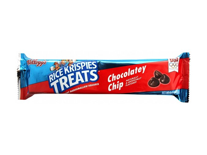 kelloggs rice krispies treats chocolatey chip big bar