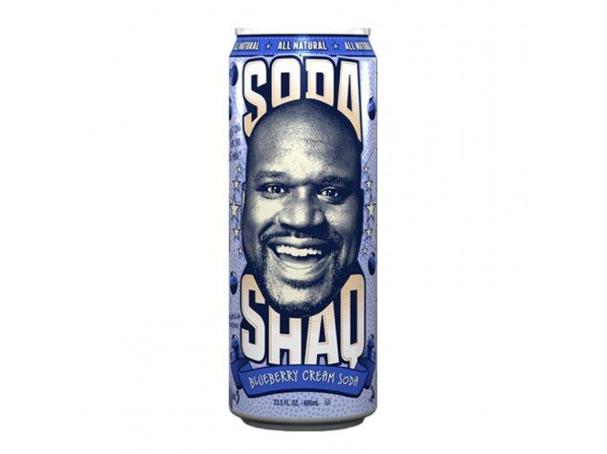 arizona shaq soda blueberry cream soda 800x800