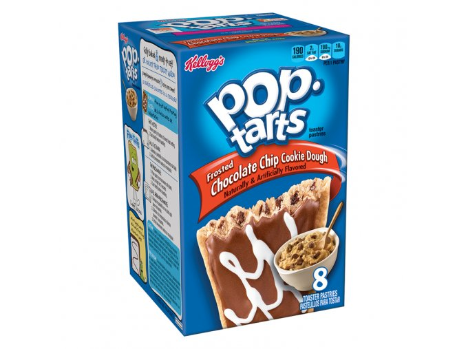 pop tarts chocolate chip cookie dough 8 pack 800x800