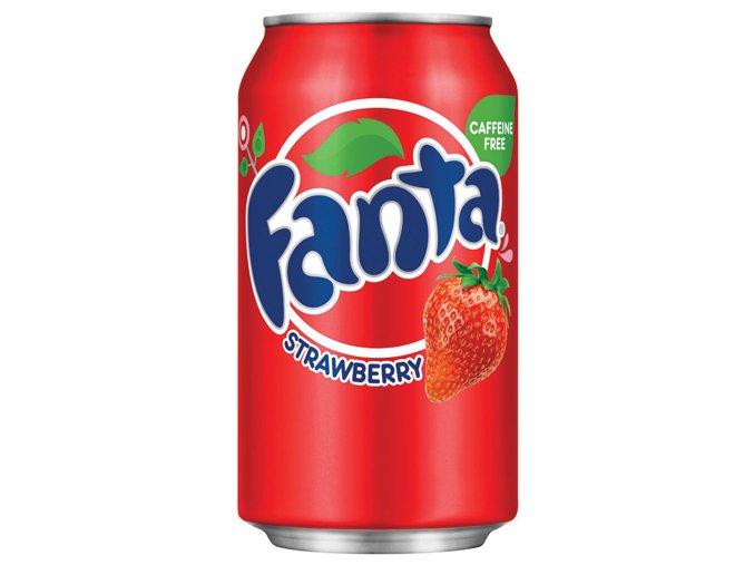 strawberry fanta