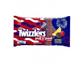 twizzlers ohnostroj