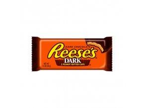 reese s dark cup chocolat noir beurre de cacahuete