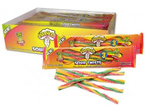 WARHEADS SOUR TWISTS 113G