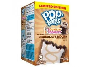 kelloggs pop tarts dunkin donuts chocolate mocha