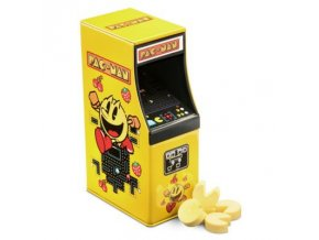 pac man arcade candy tin