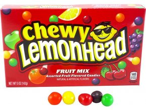 Chewy Lemonhead Fruit Mix 142g