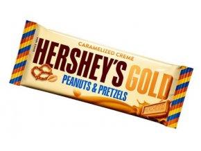 new hersheys gold bar