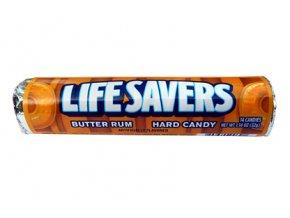 Lifesavers Butter Rum 32g