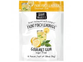 project 7 sugar free gourmet gum front porch lemonade 15g 800x800 800x800