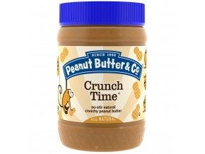 Peanut Butter  Crunch Time 454g