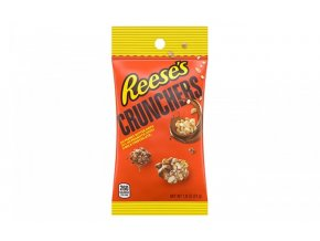 246 00292 reeses crunchers snacks bag