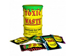 toxic waste yellow drum sour candy 800x800 800x800