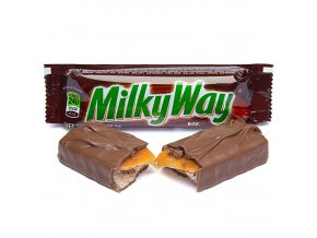 milky way candy bars 127609 ic