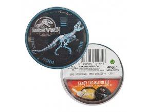 Jurassic World candy excavation kit 40g 12ct 800x800