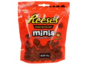 reese 039 s peanut butter cups minis 120g